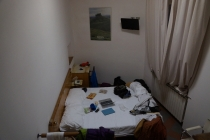 Our hotelroom in Siena