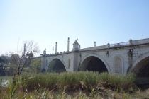 One of the bridges of Rome