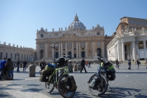 We have made it to Rome and the Vatican!