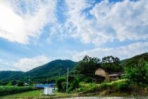 Korean mountain views