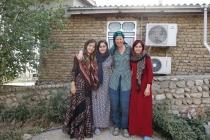 Rabi, Ara and Momi