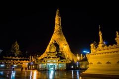 Thaton to Yangon