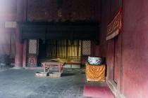 Inside of palace