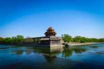 Outside the walls of the forbidden city