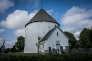 Another famous round church