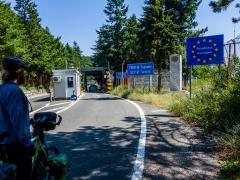 Border between Turkey and Bulgaria