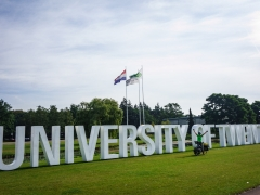 At University of Twente