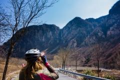 The road to Gubeikou