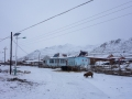 Snow and our rural place to sleep