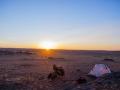 Sunrise at -28c
