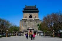 Bell tower Beijing