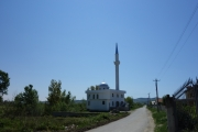 First mosque in Albania
