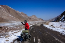 Martin completed the Pamir!