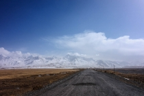 Cycling out of the Pamirs to Sary Tash