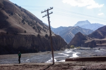First experiences with Kyrgyzstan