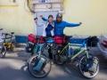 Leaving Ulaanbaatar