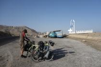 Last view of Samarqand