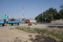 Tajikistan, meeting up with Trikeiteasy