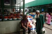 Dushanbe bazaar