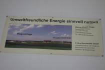 The bio gas installation