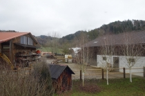 Staying with family in Obersiggingen