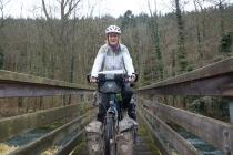 On way to Muhlhausen along Wurmtal