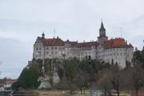 Schloss Sigmaringen on the Donau