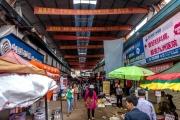 Market in Puwen