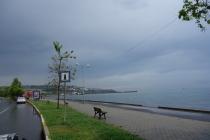 The coast at Tekirdag