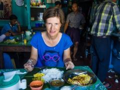 Indian in Yangon