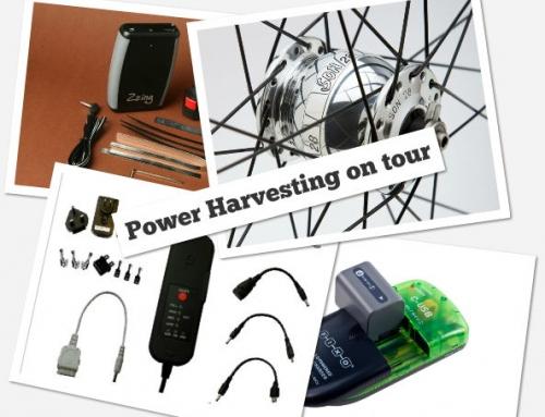 Power Harvesting on Tour