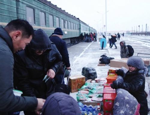 Urumqi to Ulaanbaatar – doing it different part 2