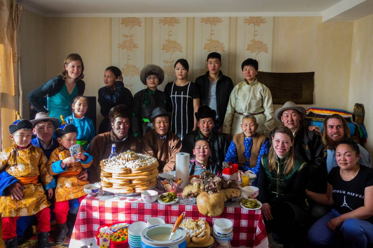 Tsagaan Sar, a different New Years celebration
