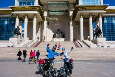 Goodbye Ulaanbaatar!