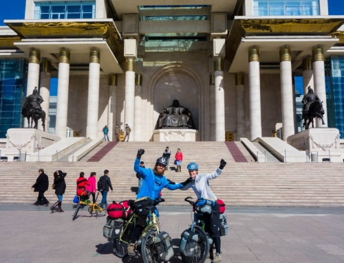 Ulaanbaatar, a city that gets under your skin