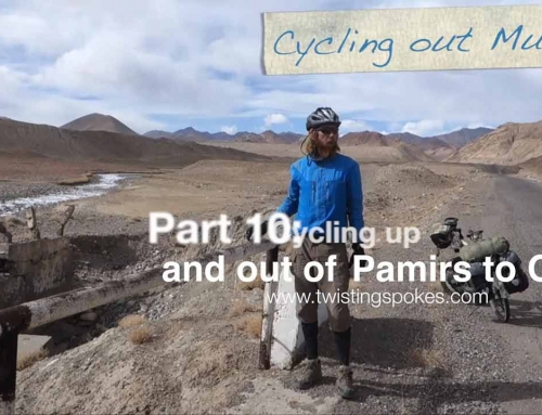 "On our way to Kathmandu part 10 ""The Pamirs!"""
