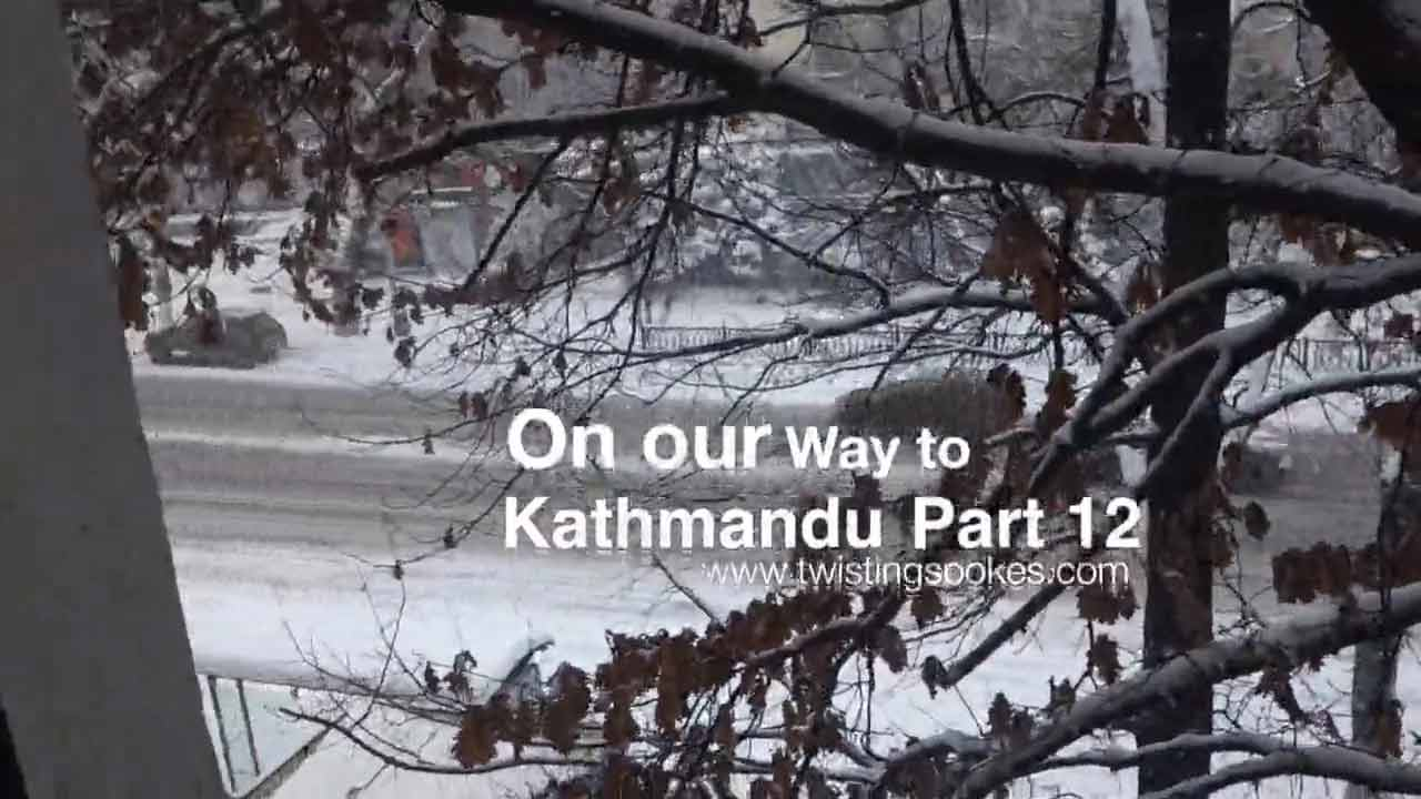 On our way to Kathmandu part 12