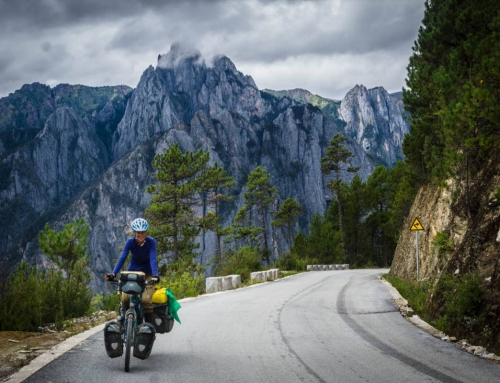 The Tibetan Plateau comes to an end in Yunnan