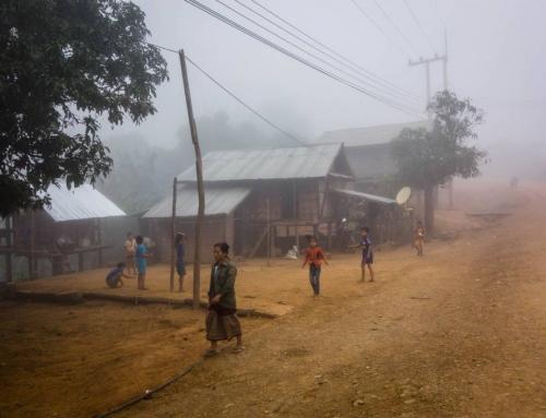 Lao villages and banana pancakes