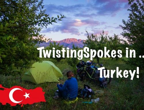 TwistingSpokes in Turkey