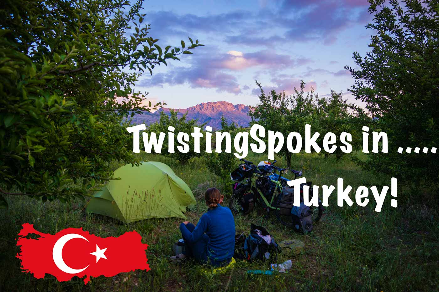 Bicycle touring in Turkey