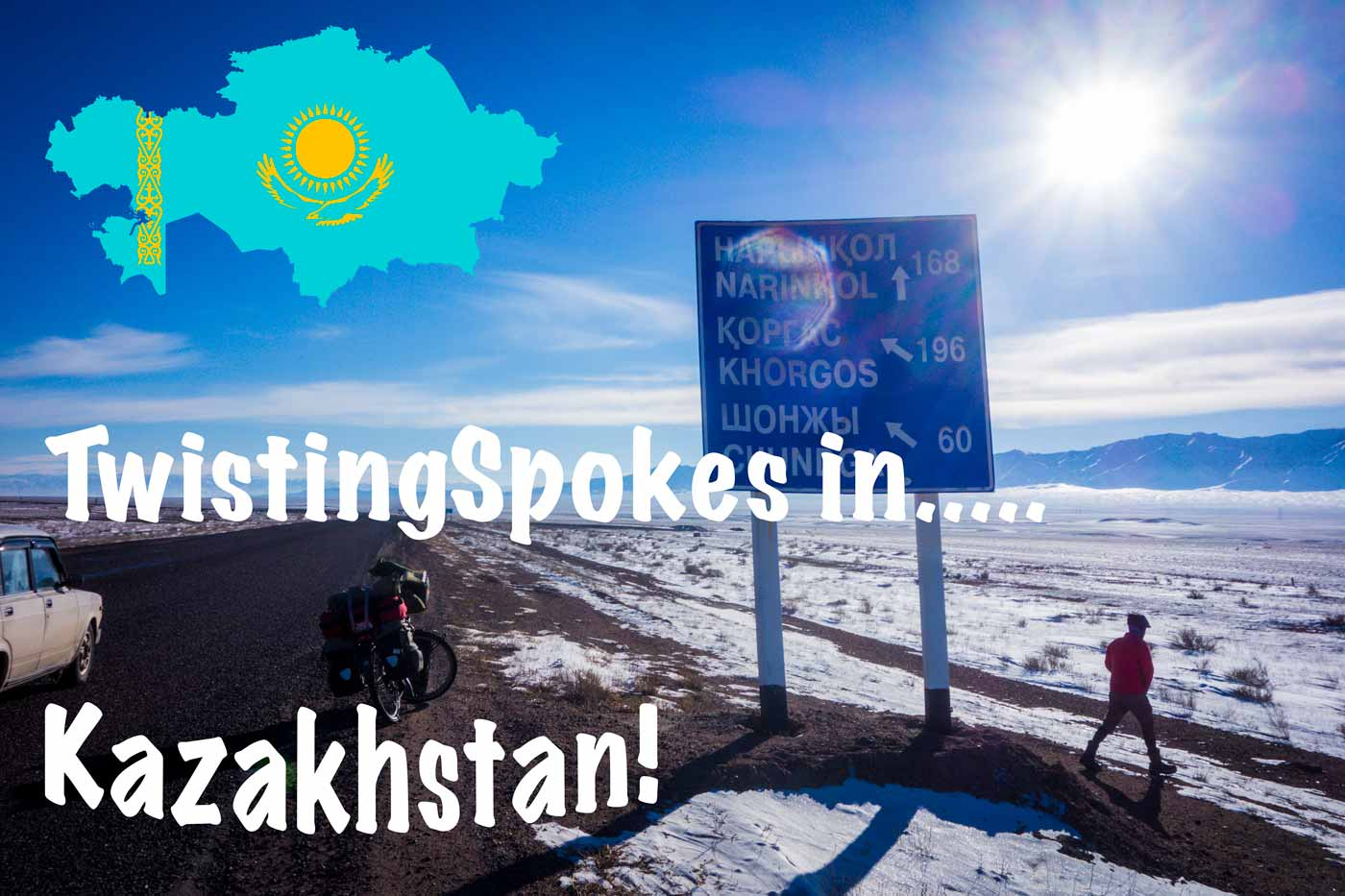 TwistingSpokes in Kazakhstan