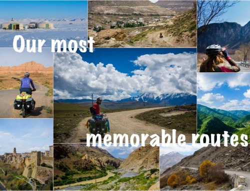 Our most memorable routes