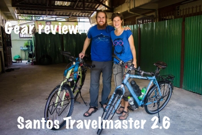 Review Santos Travelmaster