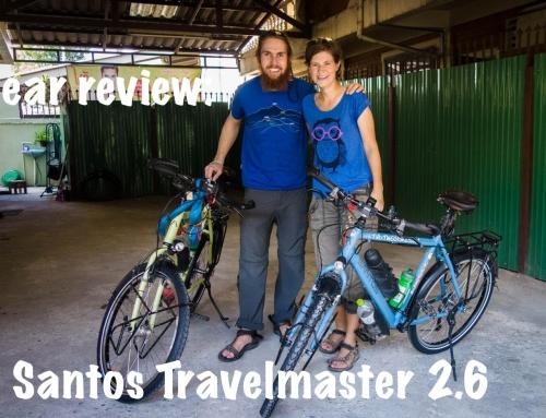 Review Santos Travelmaster 2.6