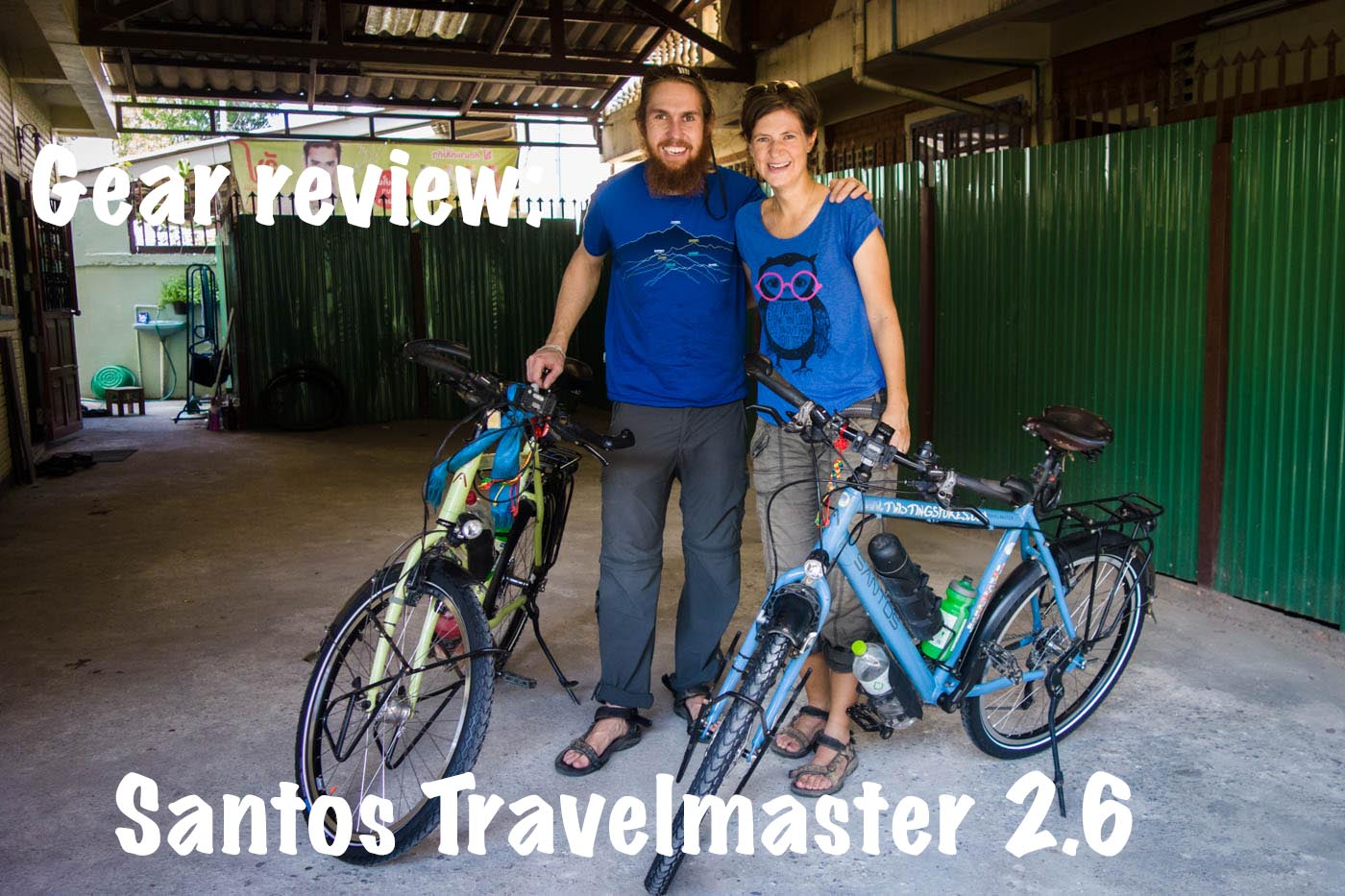 Review Santos Travelmaster 2.6