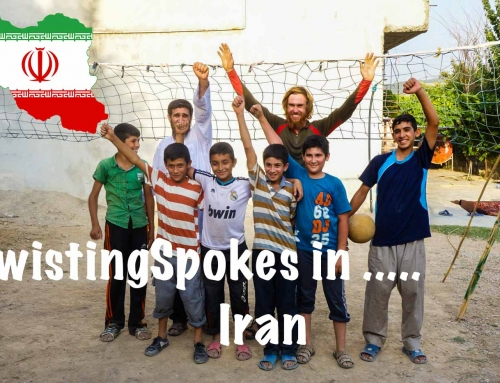TwistingSpokes in Iran