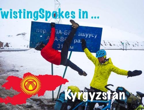 TwistingSpokes in Kyrgyzstan