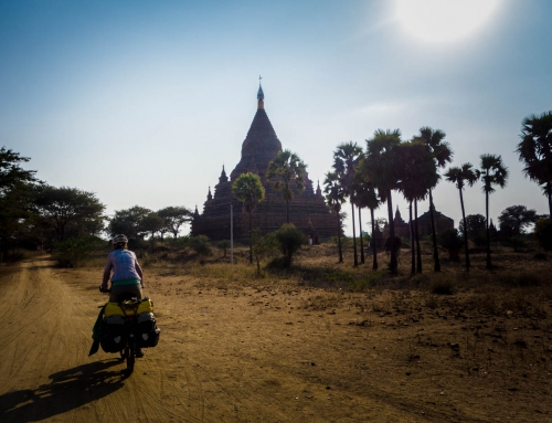 Following the Ayeyarwady to the Kingdom of Bagan