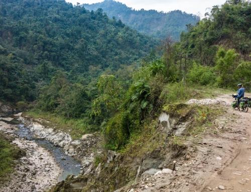Arunachal Pradesh Zero cycling
